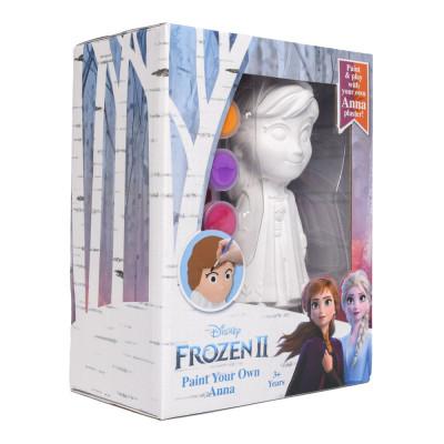 Набор для творчества Disney Frozen 2 Гипсовая фигурка Анна (FR20381А)