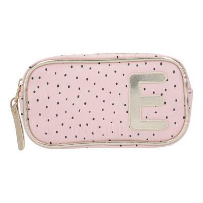 Пенал-косметичка Top Model Буква Е розовый (0410861/8)