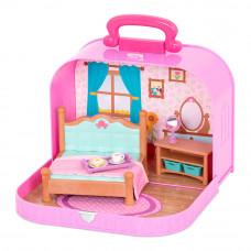 Кейс Li'l Woodzeez Кейс фиолетовый Спальня (WZ6598Z)
