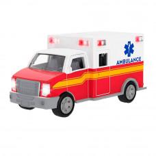 Машинка Driven Micro Скорая помощь (WH1126Z)