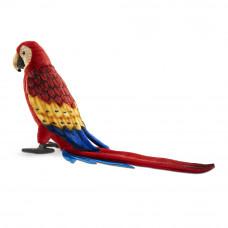 Мягкая игрушка Hansa Красный ара 72 см (3067)