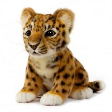 Мягкая игрушка Hansa Малыш амурского леопарда 25 см (7297)