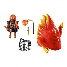 Конструктор Playmobil Novelmore Призрак огня пиратов Бэрнхема (70227)