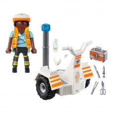 Конструктор Playmobil City Life Сигвей МЧС (70052)
