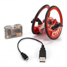 Робот Hexbug Battle Ring Racer на инфракрасном управлении красный (409-5649/1)
