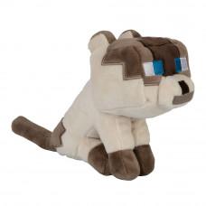 Плюшевая игрушка JINX Minecraft Happy explorer Сиамский кот 13 см (JINX-10933)