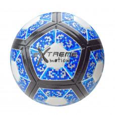 Мяч футбольный Shantou Jinxing Extreme motion размер 5 синий (FB190832-2)