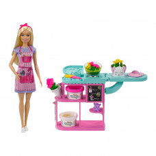 Набор Barbie You can be Лавочка флориста (GTN58)