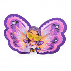 Кукла Hatchimals Pixies Дикие крылья Сказочная фея Петра (SM19160-5)