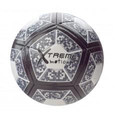 Мяч футбольный Shantou Jinxing Extreme motion размер 5 черно-белый (FB190832-3)