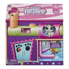 Набор Littlest Pet Shop Маленький зоомагазин Домик сюрприз (E7434)