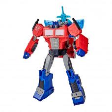 Игровой набор Transformers Кибервселенная Battle call officer Оптимус Прайм (E8228/E8380)