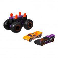 Набор Hot Wheels Monster trucks Создатель монстров (GWW13/GWW16)