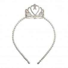 Обруч для волос Great Pretenders Красивая маленькая корона (91208)