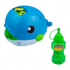 Генератор мыльных пузырей Bubbleland Кит-пузырьмет (BW3009)