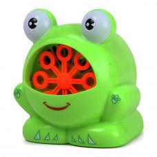 Генератор мыльных пузырей Bubbleland Лягушка-пузырьмет (P8818)