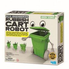 Игровой набор 4M Робот-мусорный бак (00-03371)
