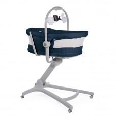 Кроватка-стульчик Baby Hug Air 4 в 1 India Ink
