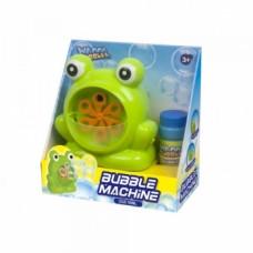 Мыльные пузыри Wanna Bubbles Баббл-генератор Зеленый лягушонок, 50 мл (BB149)