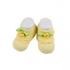 Носки Melix, 0-6 мес., желтый (91680)