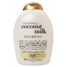 Шампунь OGX, питательный с кокосовым молоком, 385 мл