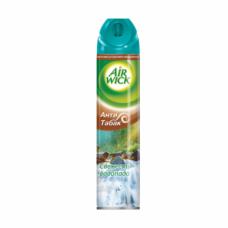 Освежитель воздуха Air Wick Анти-табак Свежесть водопада, 240 мл