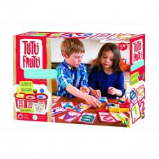 Набор для лепки Tutti-Frutti Буквы и цифры BJTT14814 ТМ: Tutti-Frutti