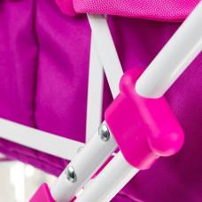 Игрушечная коляска для кукол Shantou Jinxing plastics ltd Disney Sofia The First D1003S ТМ: Shantou Jinxing plastics ltd