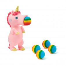 Стреляющая зверушка HOG WILD Единорог, розовый 54906 ТМ: HOG WILD