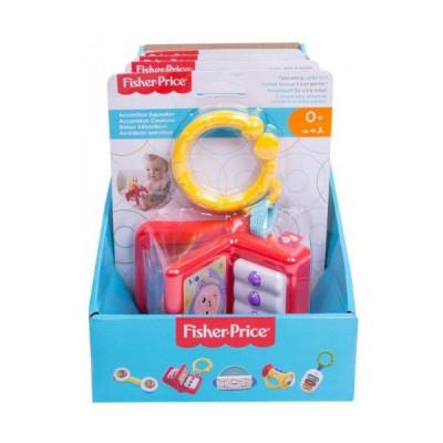 Музыкальная погремушка Fisher Price (в ассорт.) FFL29 ТМ: Fisher-Price