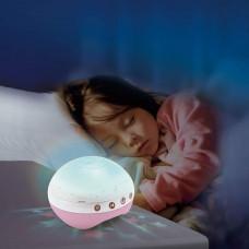 Музыкальный мобиль Infantino 3 в 1 с проектором Розовый 004914I ТМ: Infantino