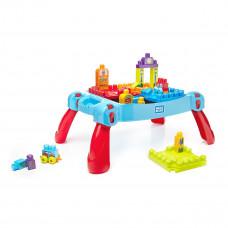 Конструктор Mega Bloks Развивающий столик FGV05 ТМ: Mega Bloks