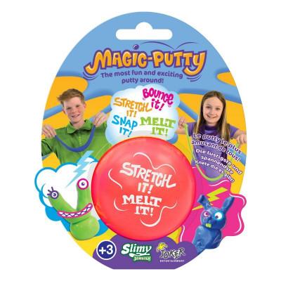 Жвачка для рук Magic Putty (в ассорт.) 33989 ТМ: Slimy