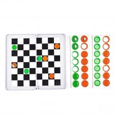 Магнитная игра JoyBand Шашки 797 ТМ: JoyBand