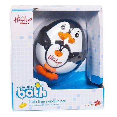Игрушка для ванной Hamleys Пингвин 966077 ТМ: Hamleys