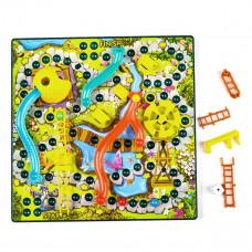 Настольная игра JoyBand Змейки и ступеньки 40405 ТМ: JoyBand