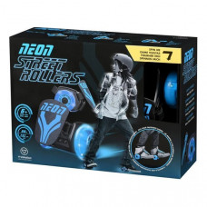 Ролики Neon Street Rollers синие N100735  ТМ: Neon