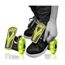Ролики Neon Street Rollers зеленые N100736  ТМ: Neon