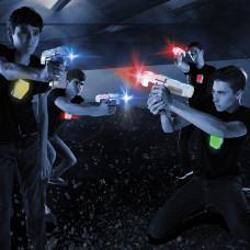 Игровой набор для лазерных боев Laser X для двух игроков 88016 ТМ: Laser X