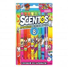 Набор ароматных гелевых ручек Scentos Феерия ароматов 8 шт 41203 ТМ: Scentos