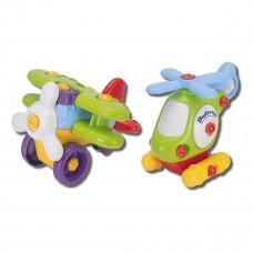 Аэроплан и вертолет, серия Build&Play K11863 ТМ: Keenway