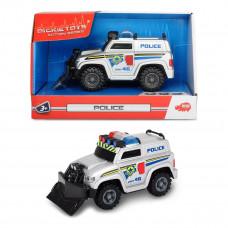 Спасательный автомобиль «Полиция» со звуковыми и световыми эффектами 3302001 ТМ: Dickie Toys