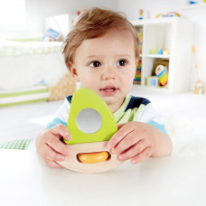 Деревянная игрушка Hape Маленький парусник E0062 ТМ: Hape