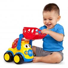 Машинка Bright Starts Oball Go Grippers Погрузчик 10313 ТМ: Bright Starts