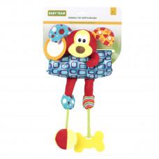 Мягкая игрушка на кроватку Baby Team, в ассорт. 8532 ТМ: BABY TEAM