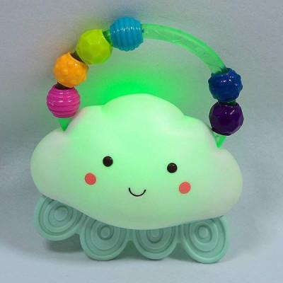 Развивающая игрушка-прорезыватель Battat Радужный дождик BX1560Z ТМ: Battat