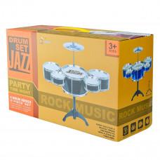 Барабанная установка Mimi Star Dram Set Jazz черная  994-16 ТМ: Shantou Jinxing plastics ltd