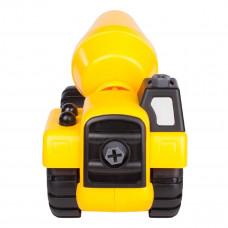 Бетономешалка Kaile Toys разборная модель с отверткой KL702-8 ТМ: Kaile Toys