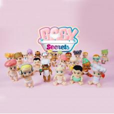 Игровой набор с пупсом Baby Secrets (в ассорт) 76922 ТМ: Baby Secrets