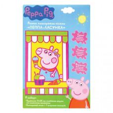 Роспись цветным песком Peppa Pig Пеппа-сластена 119944 ТМ: Peppa